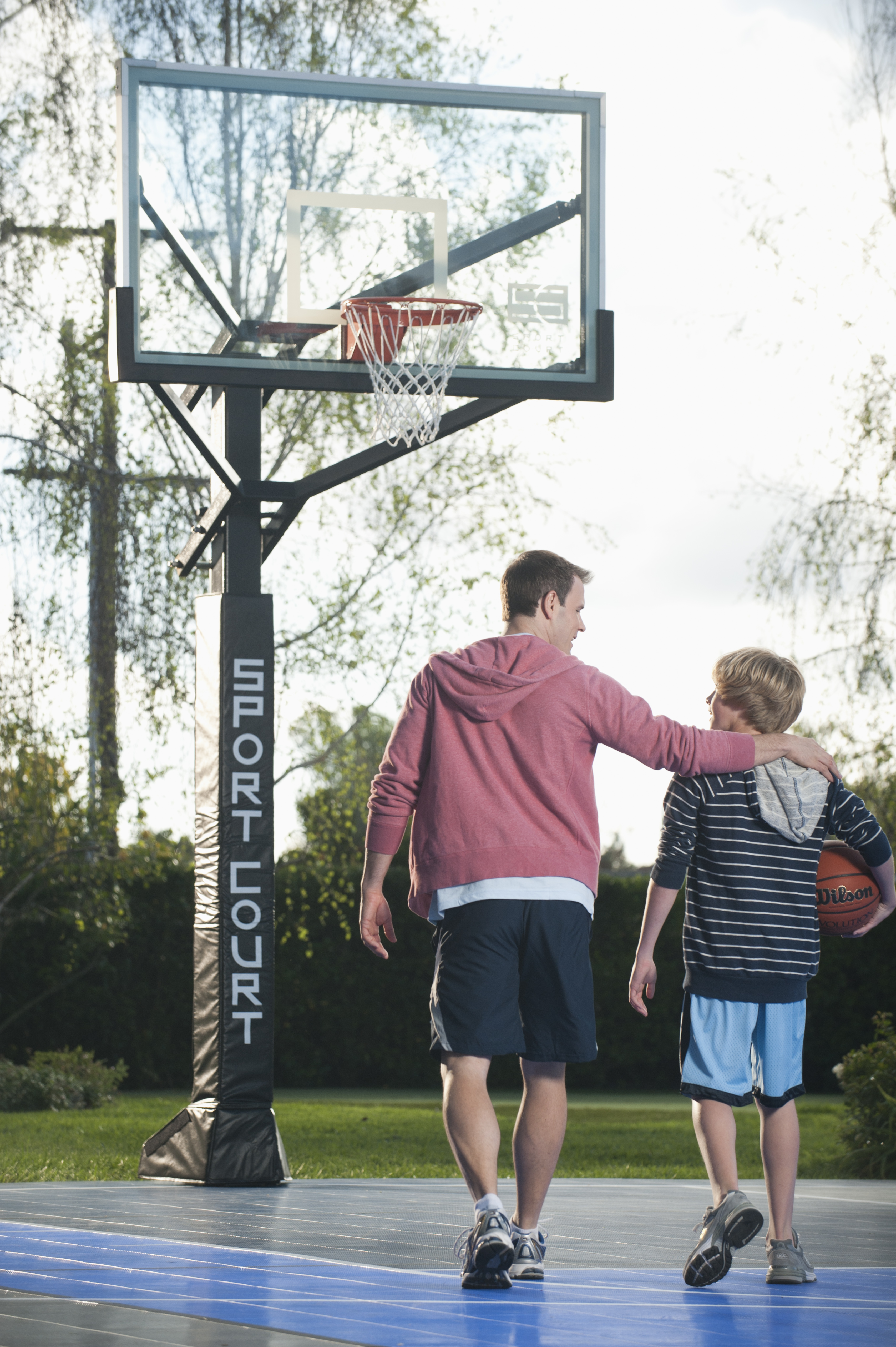 How Families Grow Closer With Sport Court Game Courts