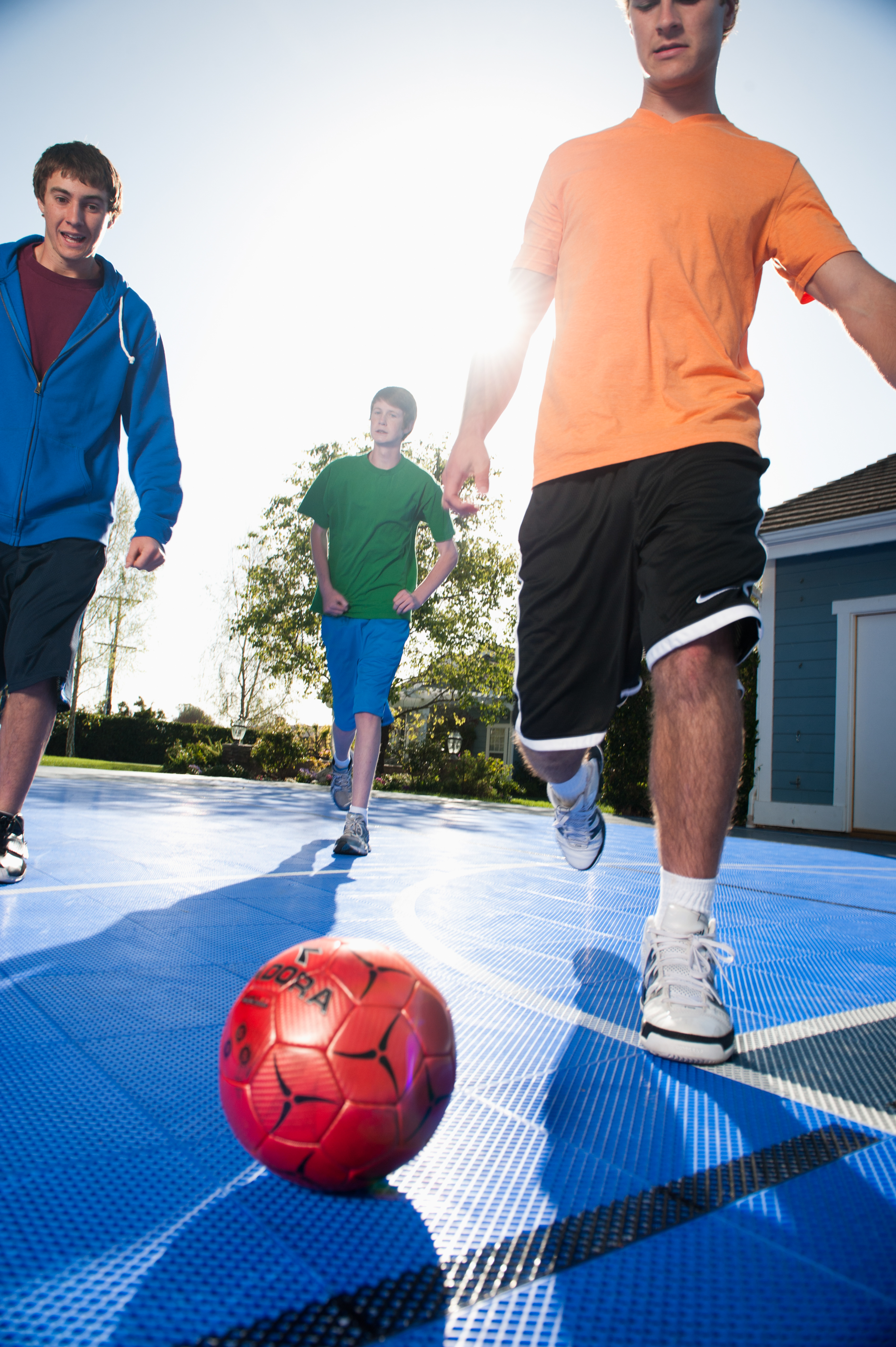 Ways to Improve Your Soccer Skills
