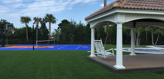 Florida Outdoor Flooring