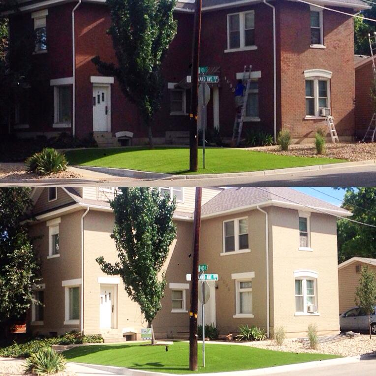 Exterior Painting Salt Lake City Utah