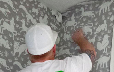 Wall Covering Install & Removal Salt Lake City Utah