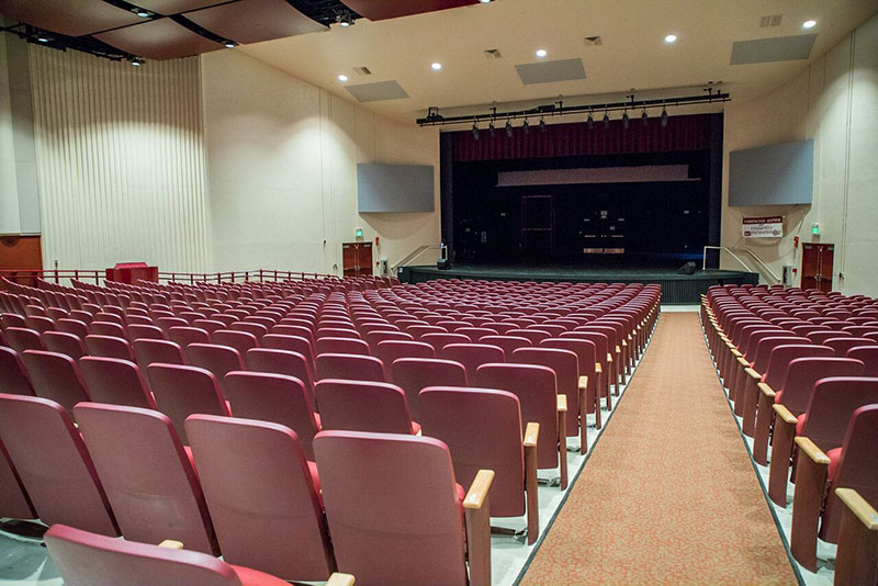 Farrington High School Auditorium