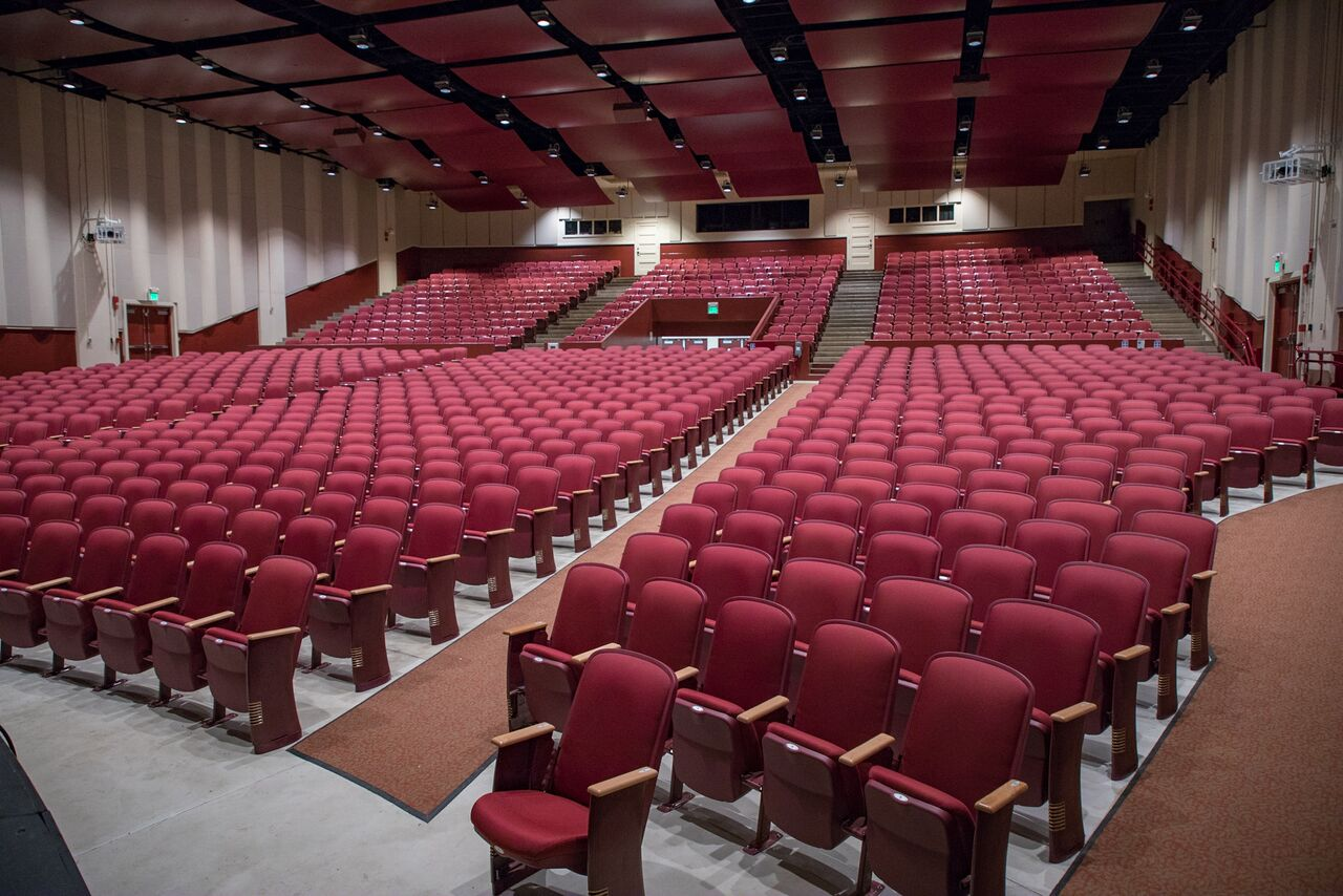 Farrington High School - Auditorium