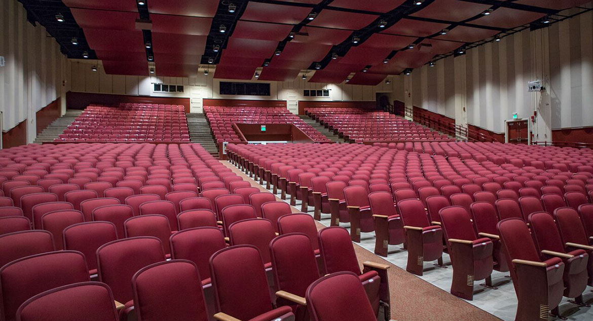 Auditorium Seating in Hawaii