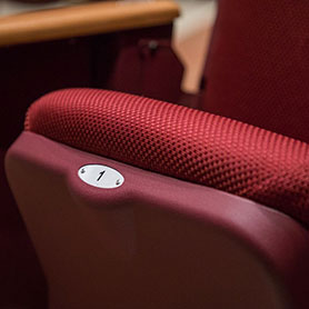 Auditorium Seating for Hawaii