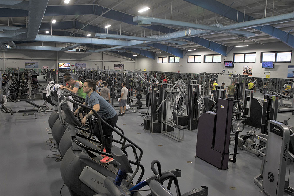 Semper Fit Fitness Center KMCBH
