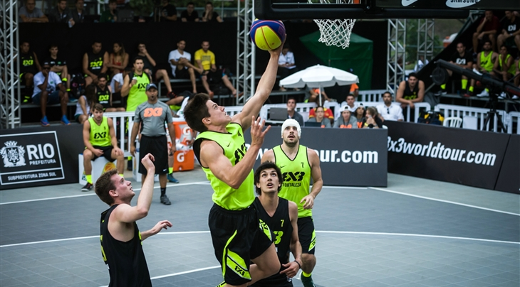 #OfficialCourt: FIBA 3x3 World Tour -the Rio de Janerio Report