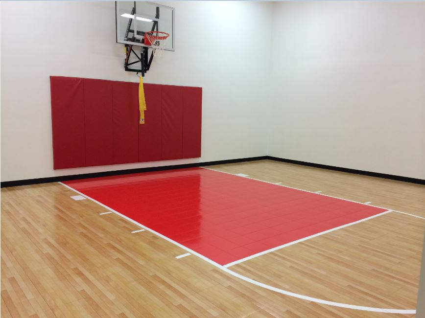 Sport Court Home Gyms are Growing