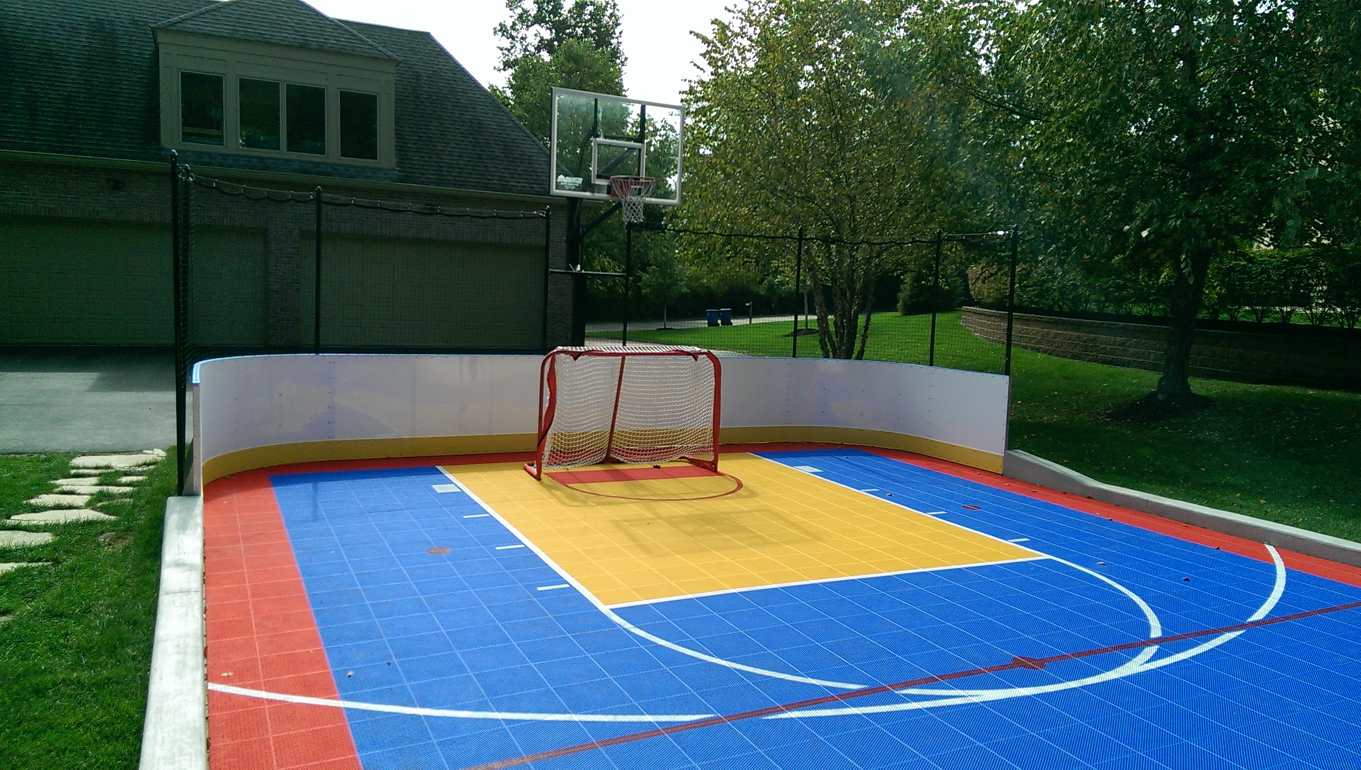 Design a court sport court for Sport courts
