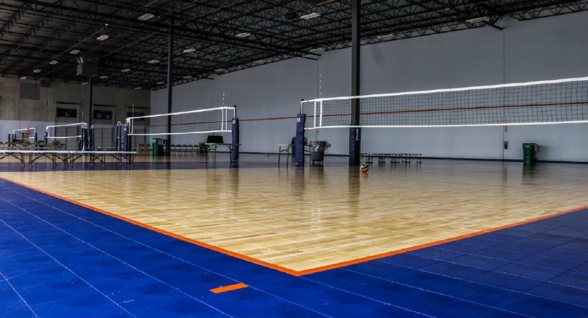 Beach Volleyball Court by Sport Court South Florida