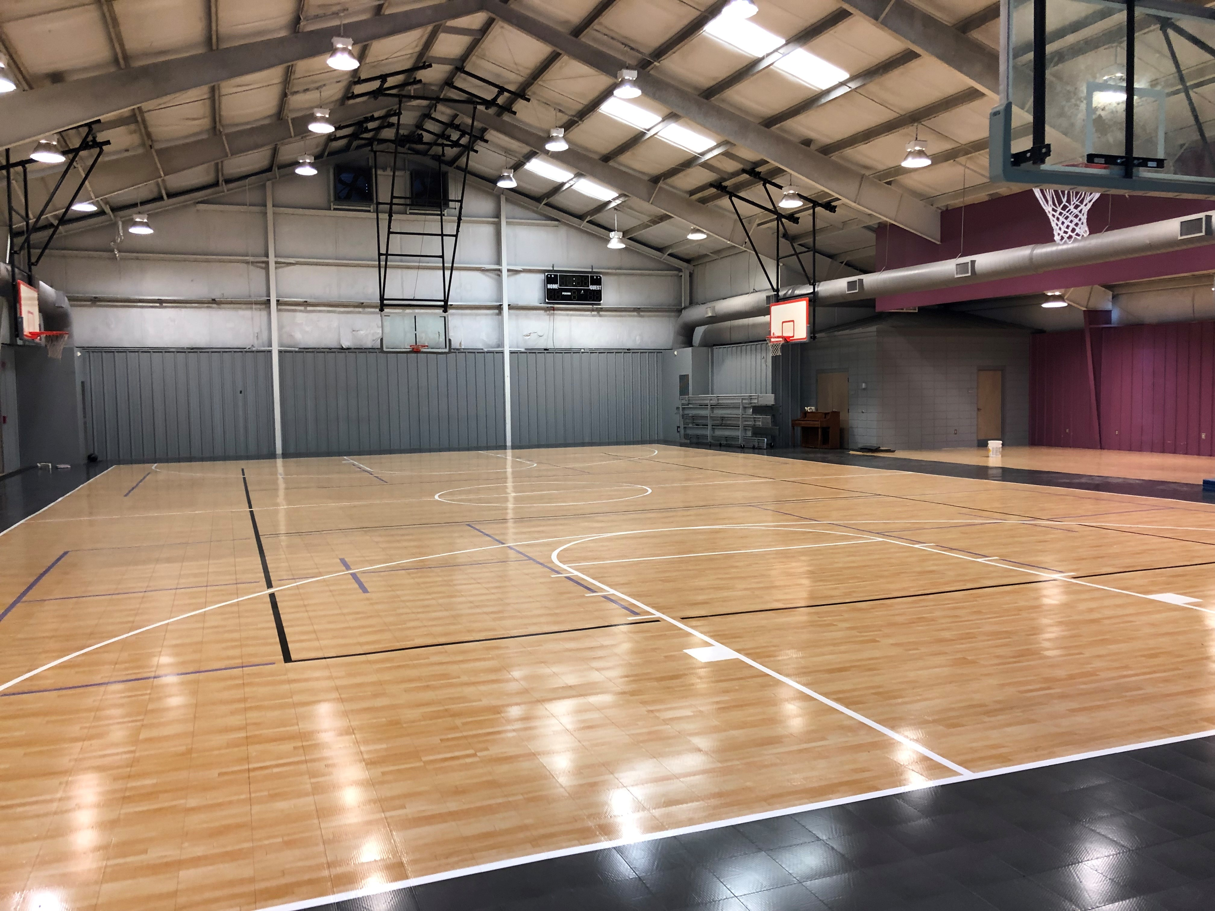 Multi-Sport Response HG Case Study - FreeTown Recreation Center