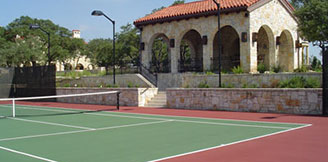 Tennis facility sport court tennis court surfaces