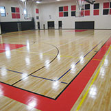 Facility Gym Flooring