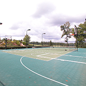Outdoor Basketball Court Flooring by Sport Court Palm Beach, Florida