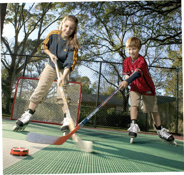 Roller Hockey Courts - Sport Court MA