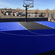 Basketball Court Builders