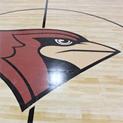 Customized Basketball Court Flooring