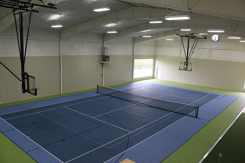 Gymnasium Basketball Facility Sport Indoor Tennis Sports-Clubs