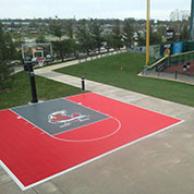 Commercial Basketball Court Builder