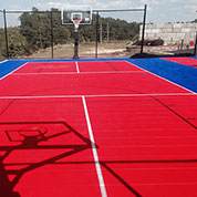Customized Sports Flooring