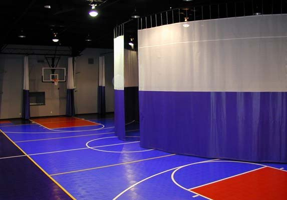 Gymnasium Indoor Facillity Sport Basketball