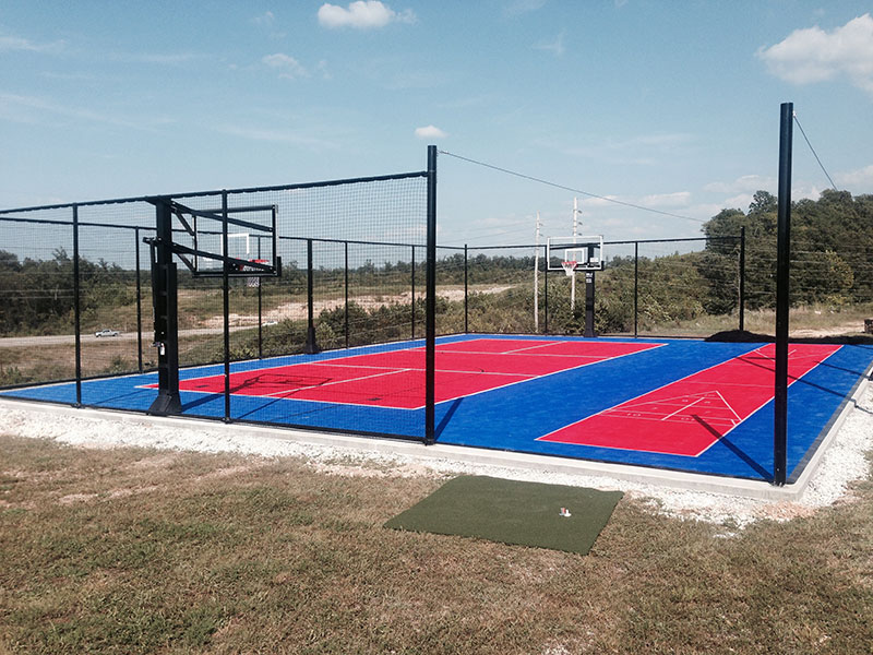 Family Basketball Backyard-court Sport Accessories Outdoor