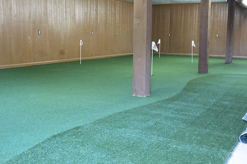 Indoor Putting-greens Family Turf