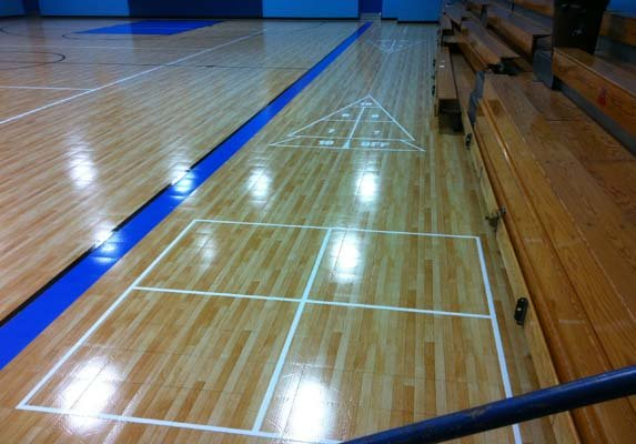 Gymnasium Indoor Facillity Sport Basketball Schools
