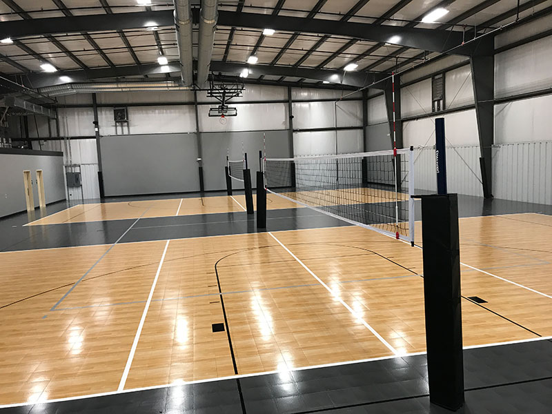 Volleyball Facility Gymnasium Sport