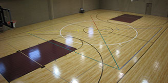 Indoor Multi-use Court Builders