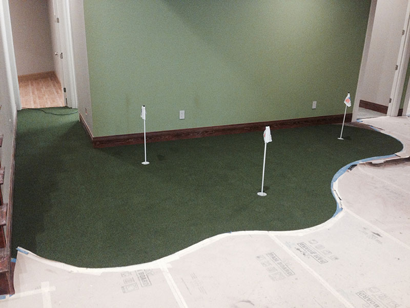 Turf Putting-greens Family Sport