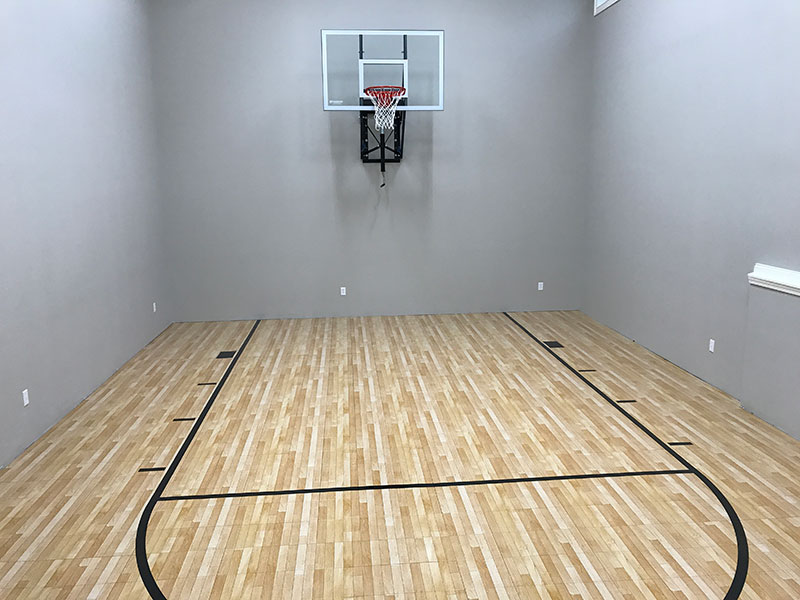 Basketball Family Home-gym Sport