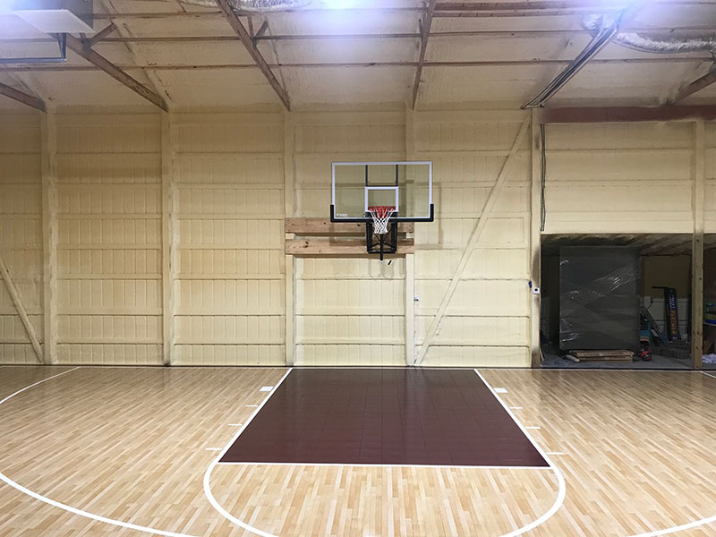 Basketball Facility Gymnasium