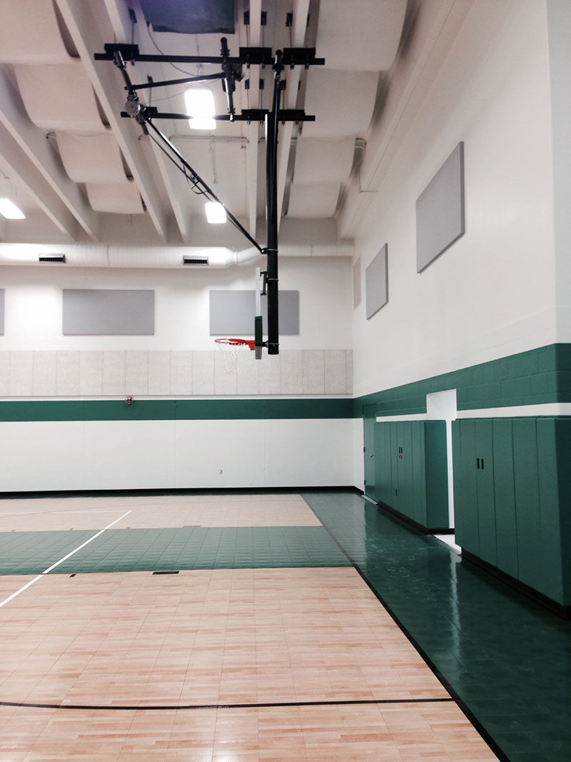 Basketball Accessories Indoor Facility School