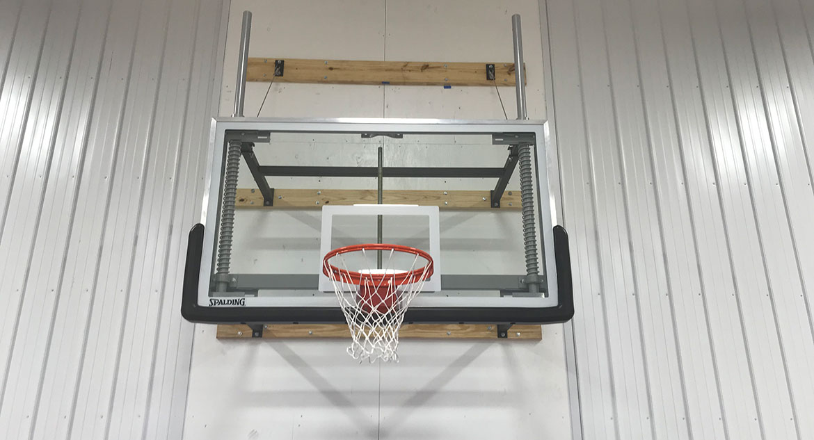 Indoor Basketball Court Builders