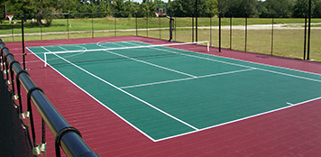 Tennis Court Surfaces by Sport Court