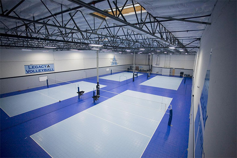Volleyball Gymnasium Facility Sport Sports-Clubs Indoor