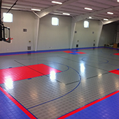 Athletic Facility Flooring