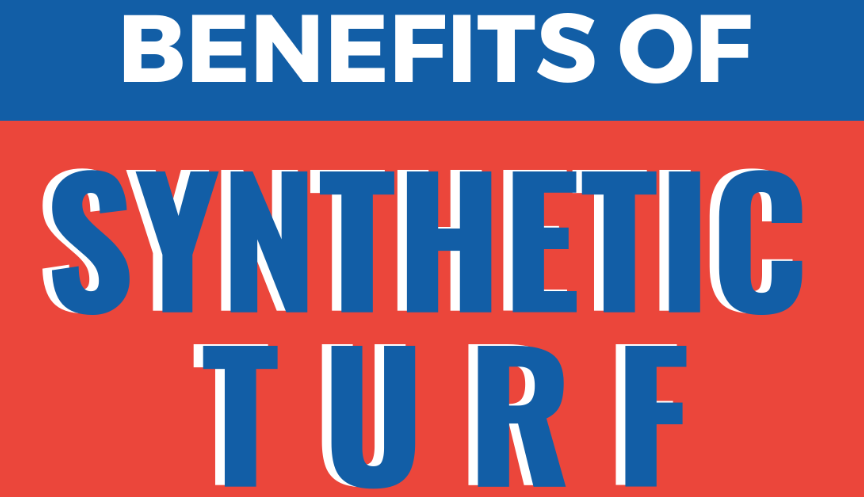 Five Benefits Of Synthetic Turf