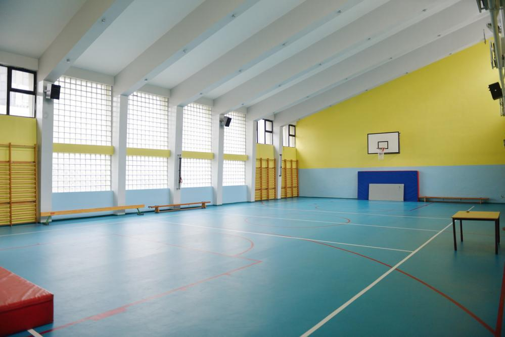 School Gymnasium Floor Replacement – What to Do