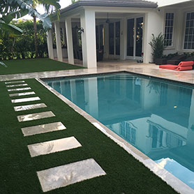 Home Synthetic Turf