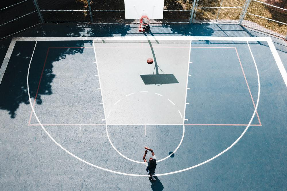 The Benefits Of Having An Outdoor Basketball Court