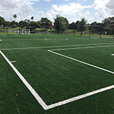 Florida Outdoor sport flooring