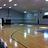 Sport Court Indoor Facility Flooring