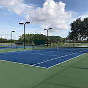 Florida Acrylic Tennis Court Flooring
