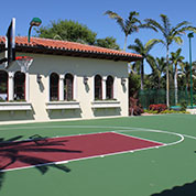 Florida Home Basketball Court by Sport Court