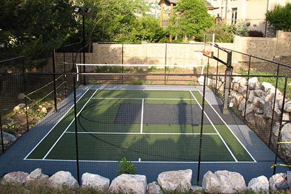 Pickleball Sport Court Of St Louis