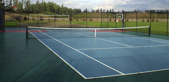 Custom Sized Gym Floors | Basketball Court Flooring