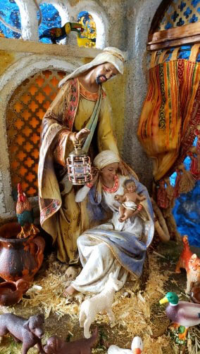 Love of God Nativity