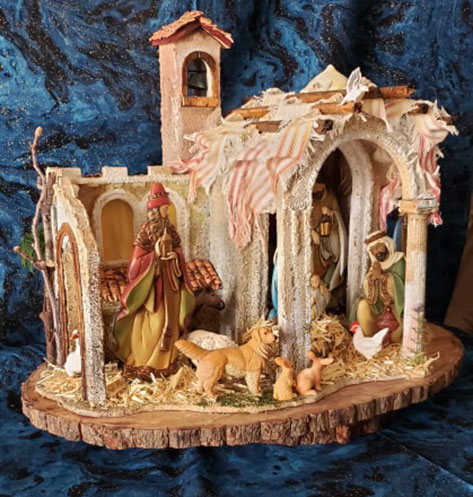 Adeste Fidelis Nativity